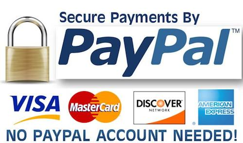 how to get paypal with credit card