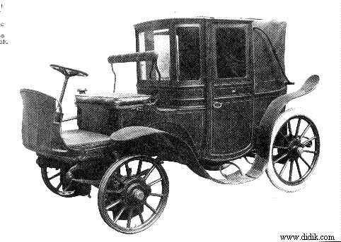 Electric Cars… of the 1890s and Early 1900s   Eastman's ...
