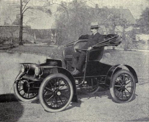 Electric cars of the 1890s and early 1900s eastman 39 s for Baker motors used cars