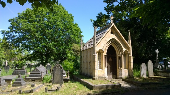Hither-Green-Cemetery