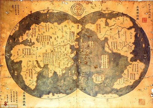 Map-of-Chinese-Admiral-Zheng-He