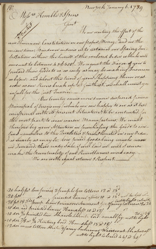 EarlyAmericanManuscriptsProject