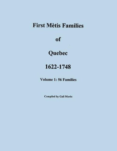 First_Métis_Families_of_Quebec