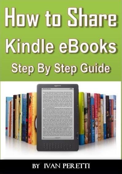 HowToShareSendorLoanYourKindleBooks