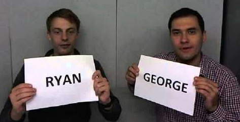 Ryan And George