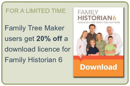 family tree maker online
