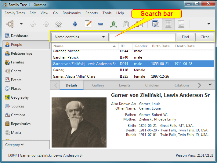 old style calendar dating calculator genealogy software