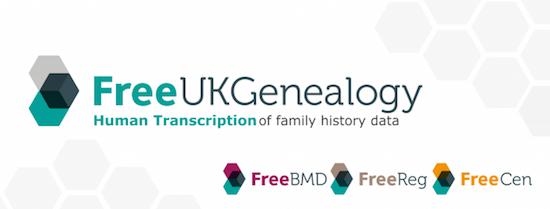 FreeUKGenealogy-logo