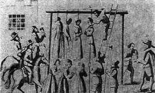 Image result for image of witch hangings