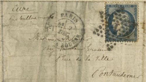 Paris_Siege_Letter
