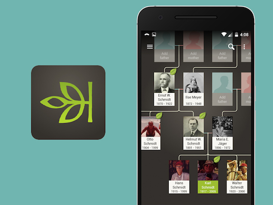 ancestry_on_android