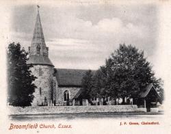 Bloomfield Church, Essex