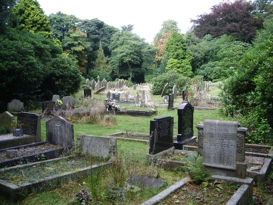 Luddenden Cemetery