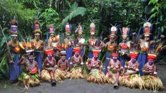 Papua-New-Guinea-tribe