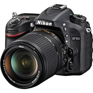 Nikon-DSLR-Cameras
