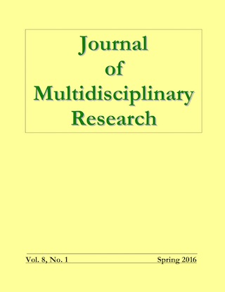 JournalOfMultidisciplinaryResearch