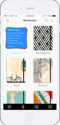 Zoho_Notebook