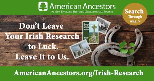 Irish Resources - FREE Access