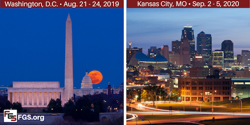 Upcoming Conferences DC and KC Graphic