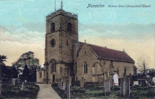 TheGenealogist adds Parish Records for Nuneaton & North