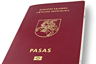 lithuanian-passport