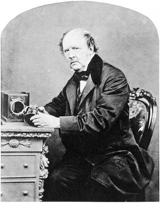 William Henry Fox Talbot in 1864