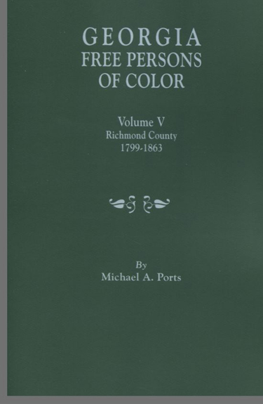 book reviews of three books by michael a ports concerning georgia