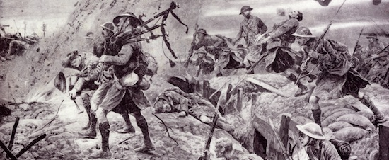 Forces War Records Offers a New Collection: Pipers of