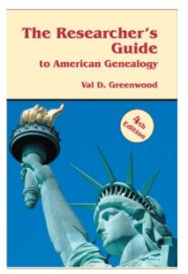 Book Review: The Researcher's Guide to American Genealogy, 4th