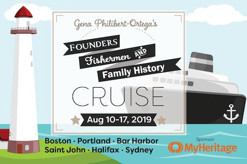 Founders, Fishermen, and Family History Cruise Features Genealogy and History