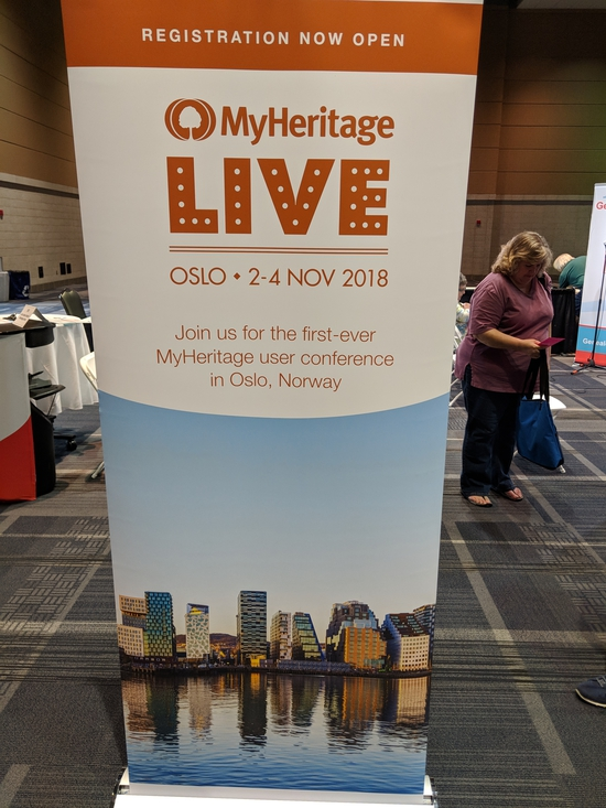 My Experiences at the FGS Conference 2018 in Fort Wayne