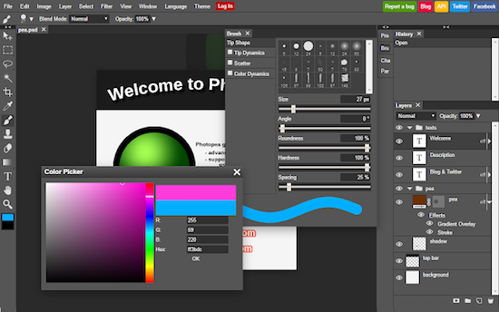 Photopea: A Free Alternative to Photoshop | Eastman's Online