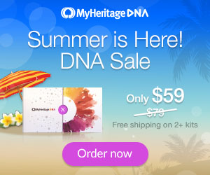 Summer is Here! DNA Sale