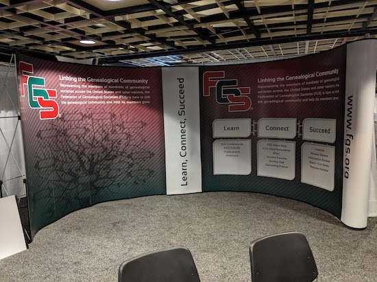 A Report from the FGS Conference in Washington, DC